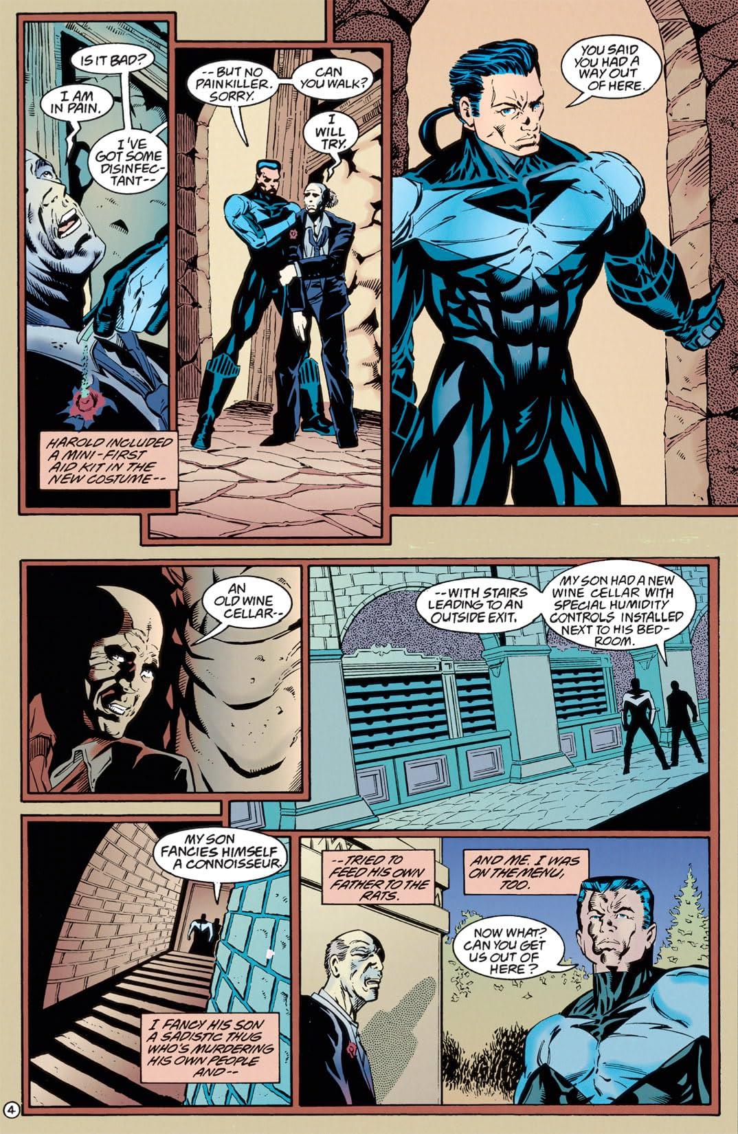 Nightwing (1995) #4 (of 4)