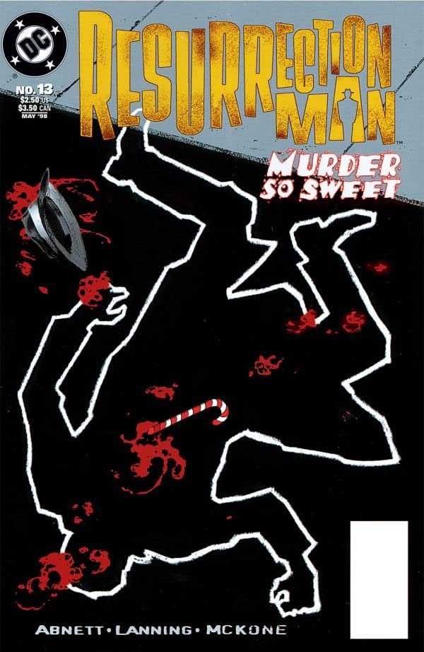 Resurrection Man (1997-1999) #13