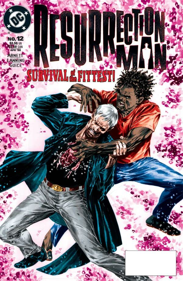 Resurrection Man (1997-1999) #12
