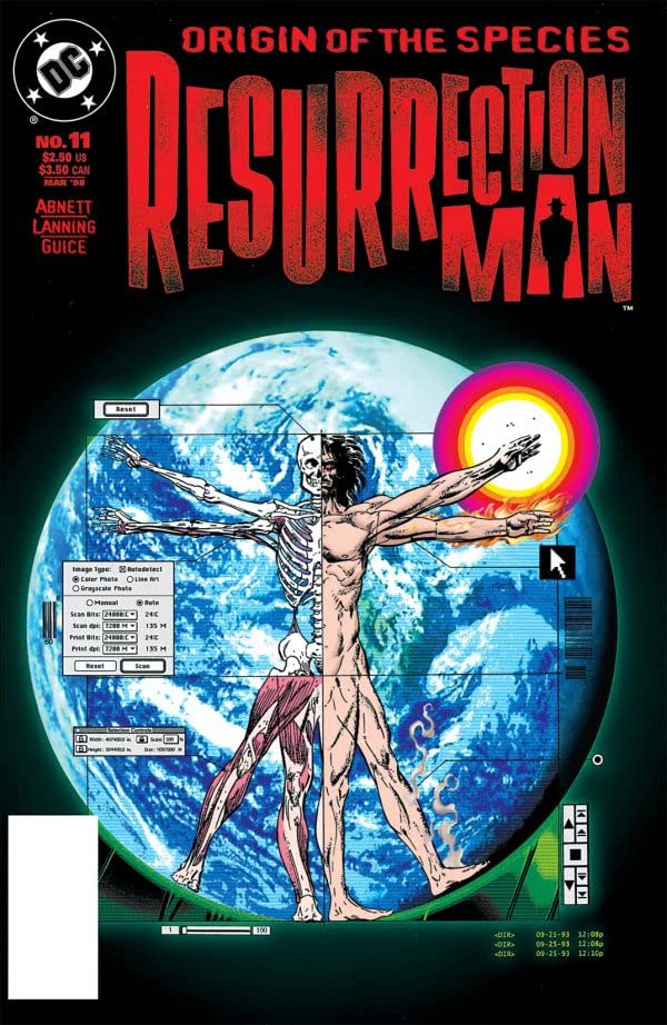 Resurrection Man (1997-1999) #11