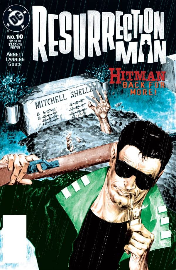 Resurrection Man (1997-1999) #10