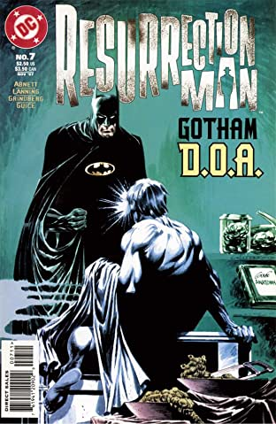 Resurrection Man (1997-1999) #7