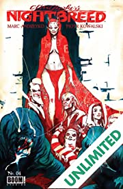 Clive Barker's Nightbreed #4