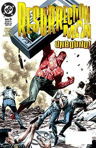 Resurrection Man (1997-1999) #5
