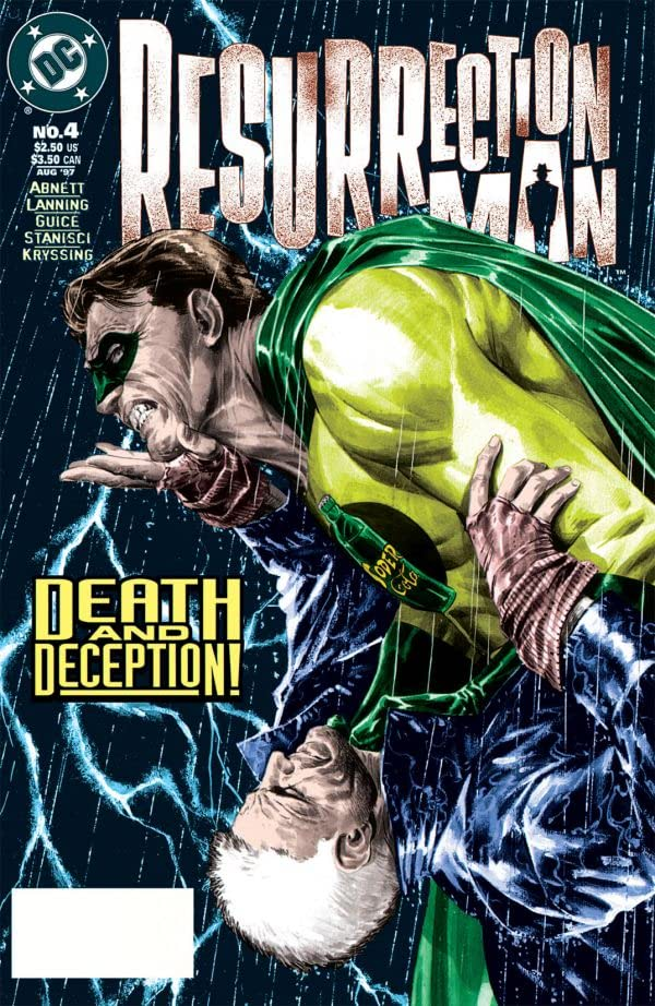 Resurrection Man (1997-1999) #4