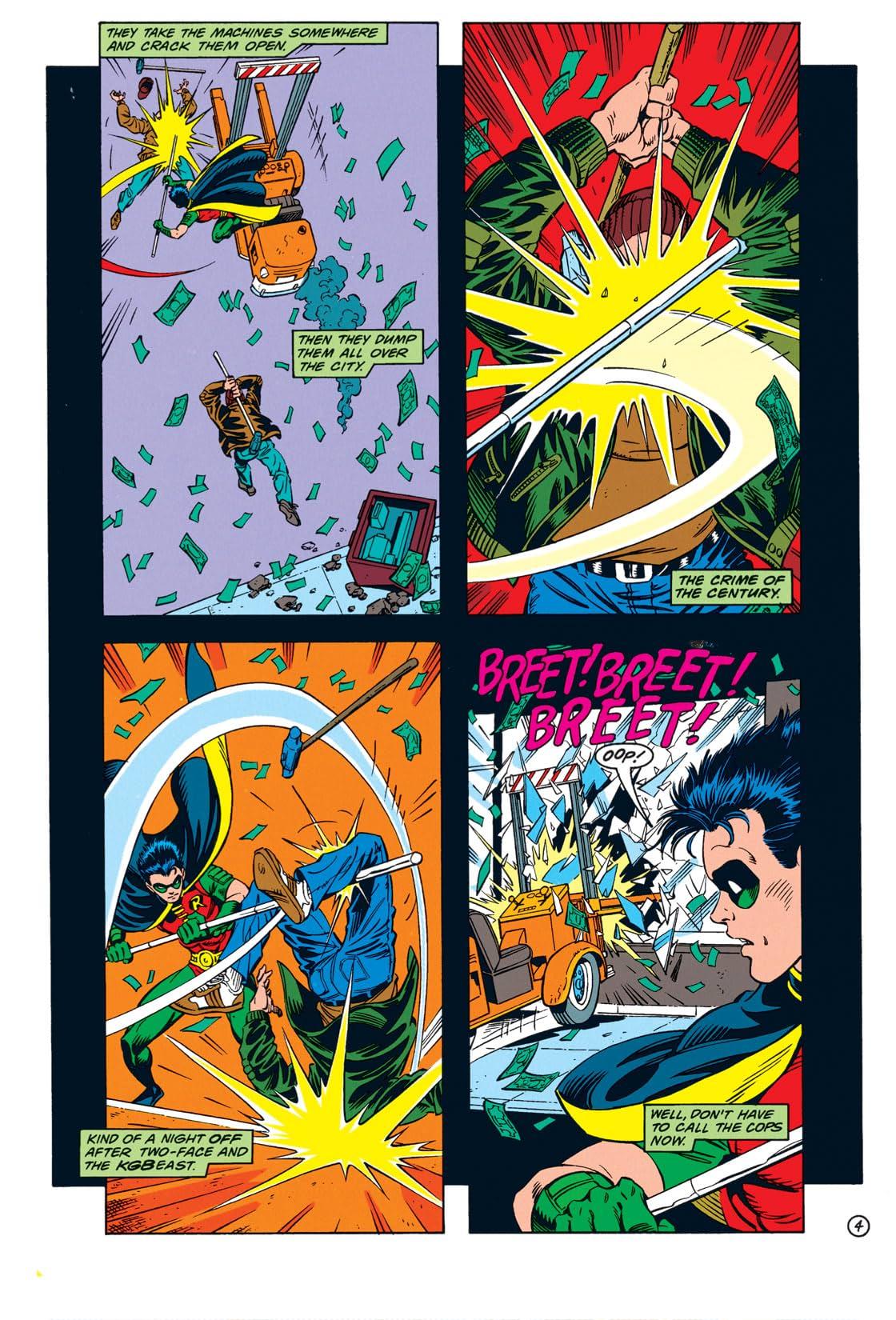 Robin (1993-2009) #15