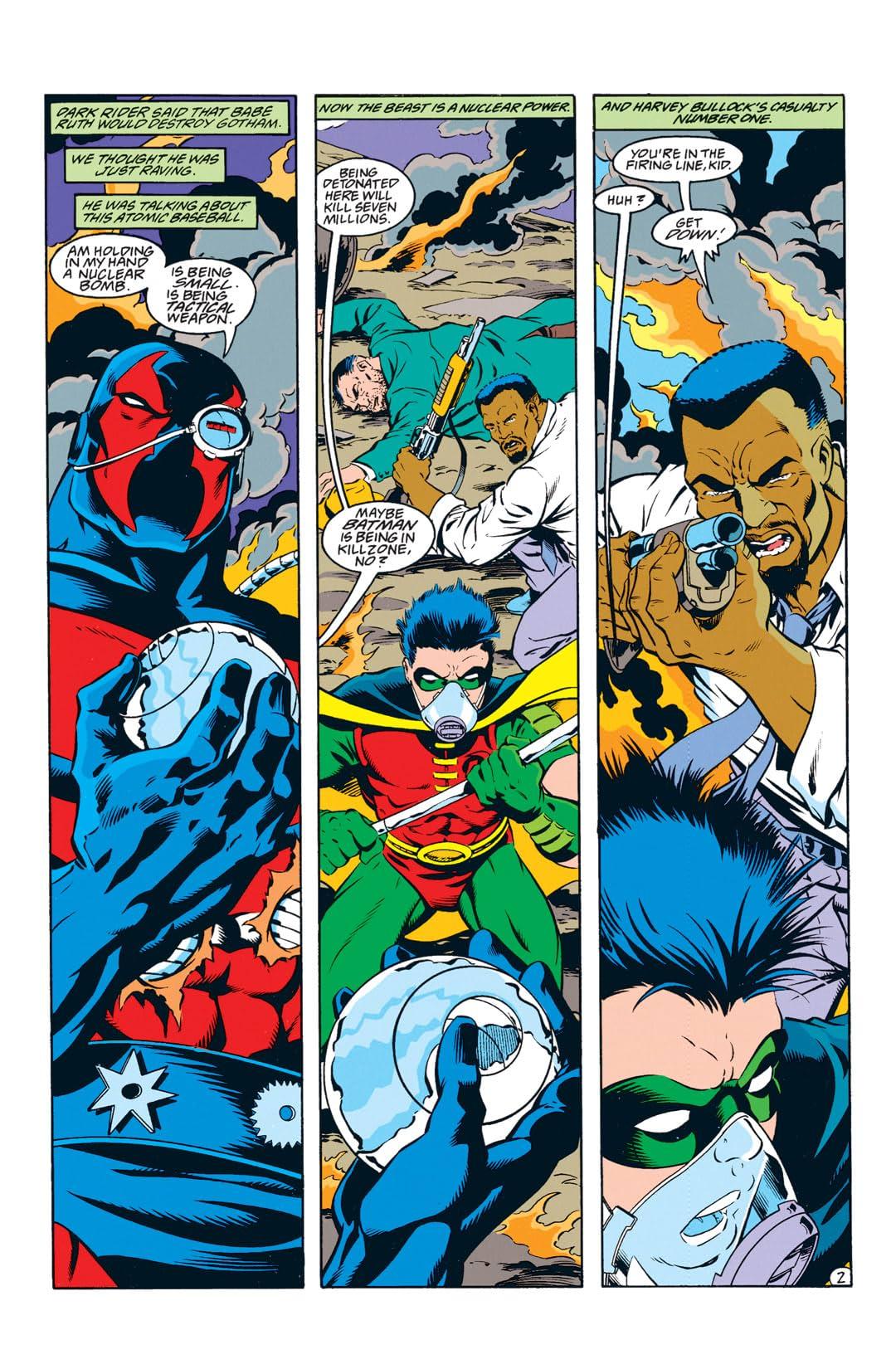 Robin (1993-2009) #14