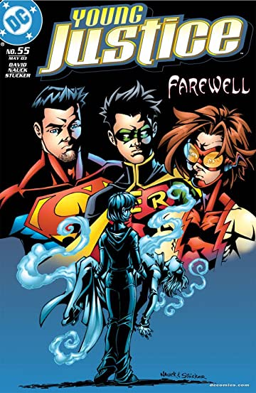 Young Justice (1998-2003) #55