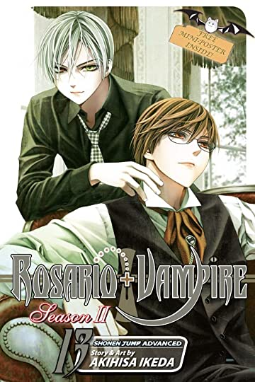 Rosario+Vampire: Season II Vol. 13