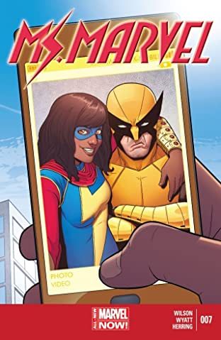 Ms. Marvel (2014-2015) No.7