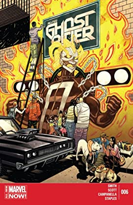 All-New Ghost Rider (2014-2015) #6
