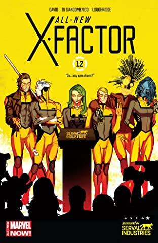 All-New X-Factor (2014-2015) No.12