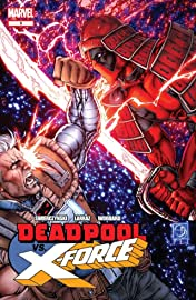Deadpool vs. X-Force #3 (of 4)