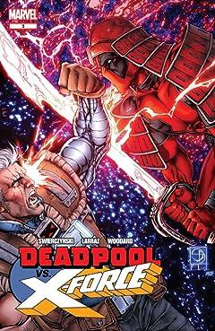 Deadpool vs. X-Force #3 (of 4)