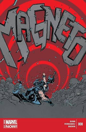 Magneto (2014-) #8