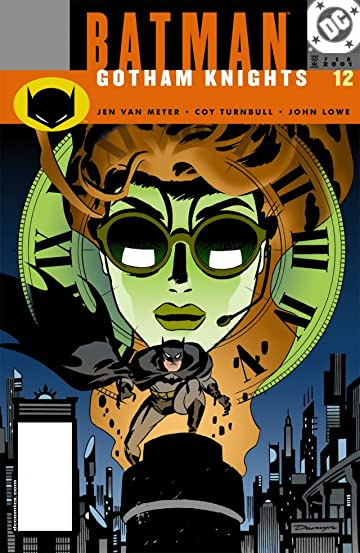 Batman: Gotham Knights #12