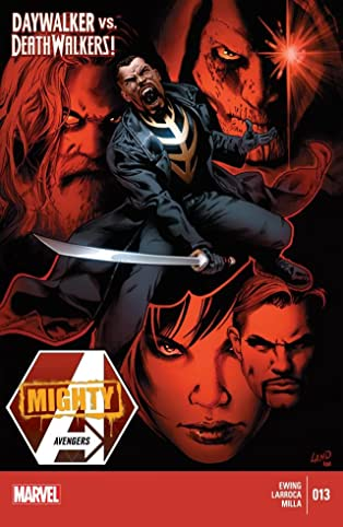 Mighty Avengers (2013-) #13
