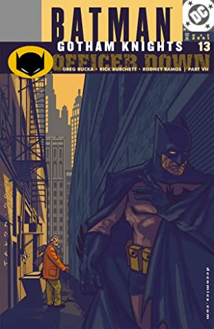 Batman: Gotham Knights #13