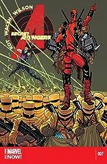 Secret Avengers (2014-) #7