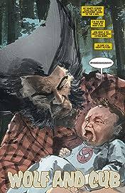 Wolverine (2014) Annual #1