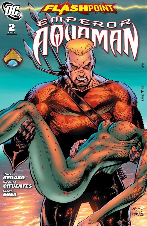 Flashpoint: Emperor Aquaman #2 (of 3)