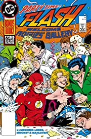 The Flash (1987-2009) #19