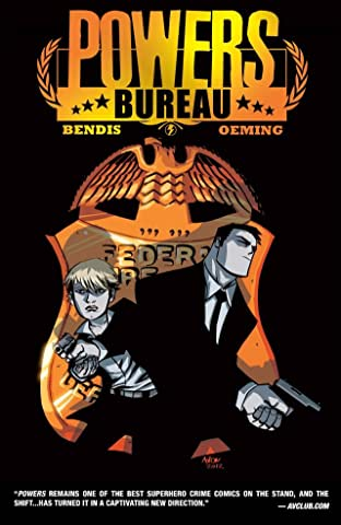 Powers: Bureau Vol. 1: Undercover