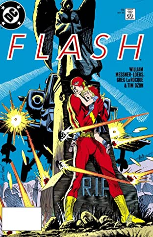 The Flash (1987-2009) #18