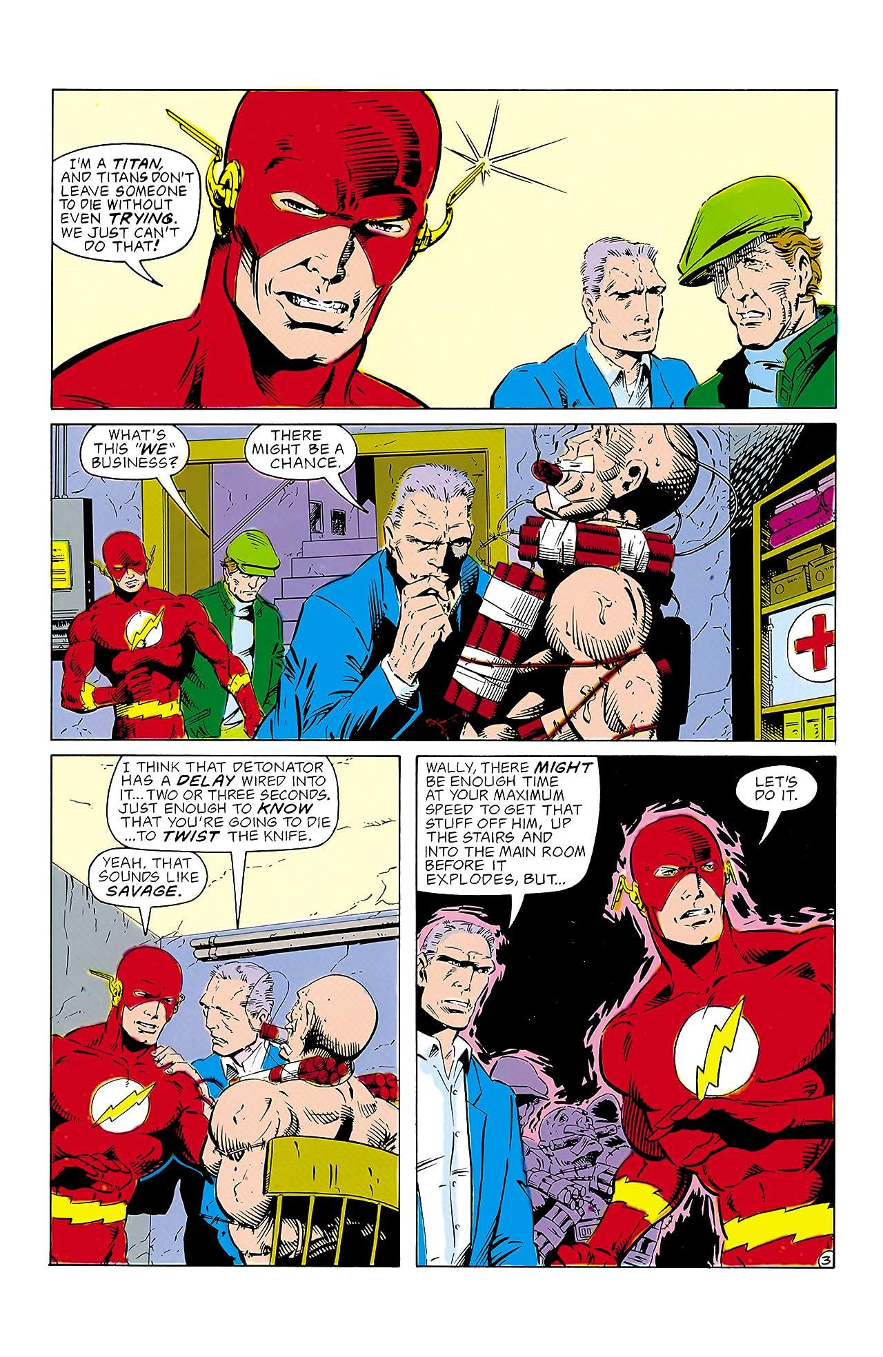 The Flash (1987-2009) #18
