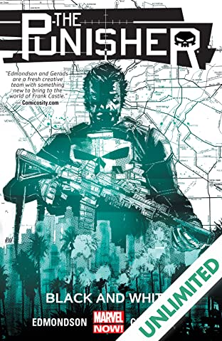 The Punisher Vol. 1: Black and White