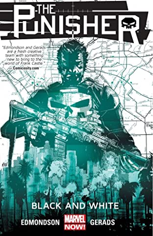 The Punisher Tome 1: Black and White