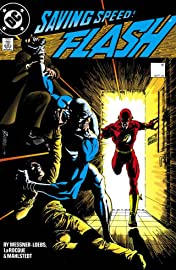 The Flash (1987-2009) #16