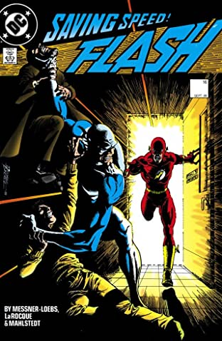 The Flash (1987-2009) No.16