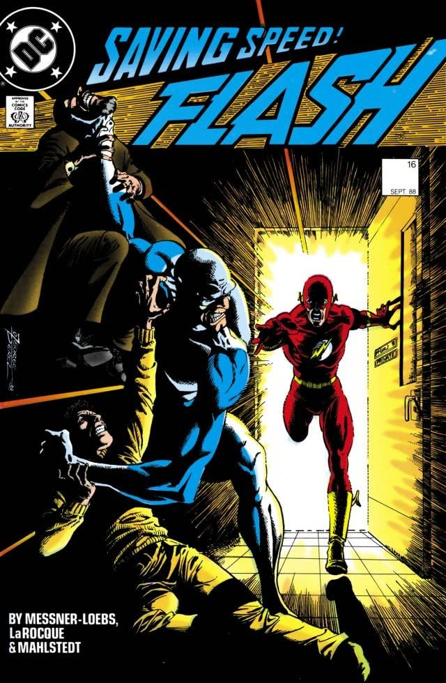 The Flash (1987-2009) #16
