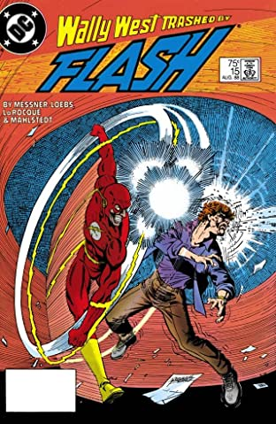 The Flash (1987-2009) #15