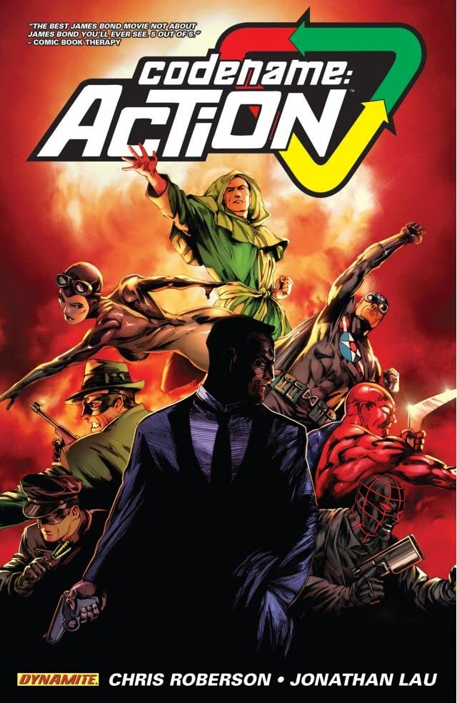 Codename: Action Tome 1
