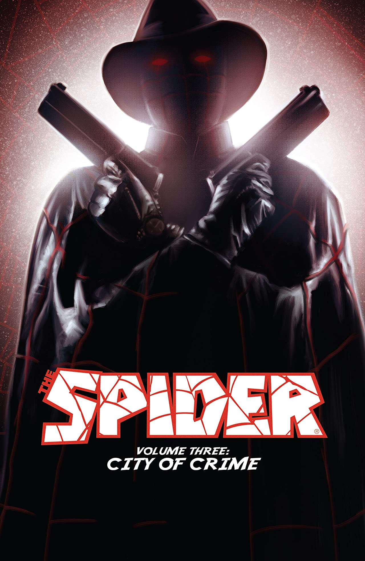 The Spider Vol. 3: City of Crime