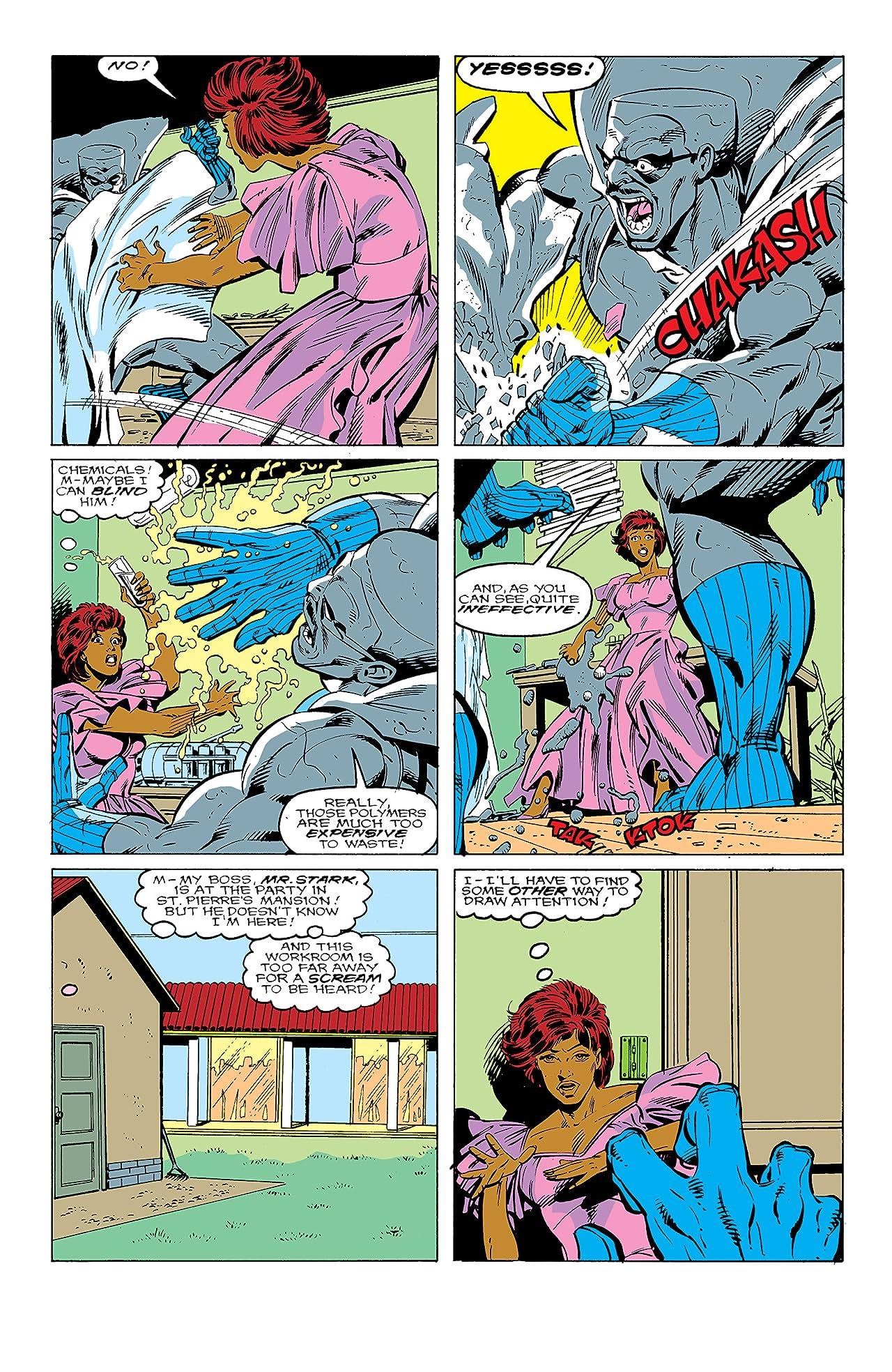 Iron Man (1968-1996) #236