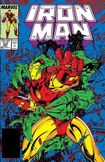Iron Man (1968-1996) #237