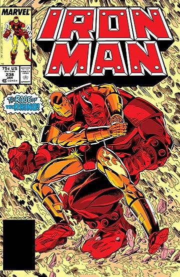 Iron Man (1968-1996) #238
