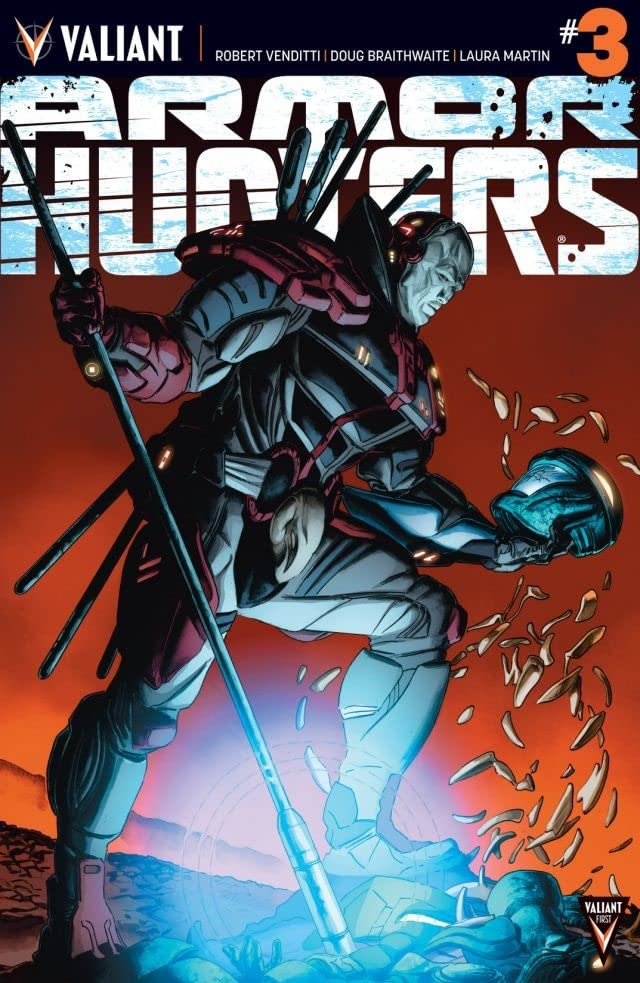 Armor Hunters #3 (of 4): Digital Exclusives Edition