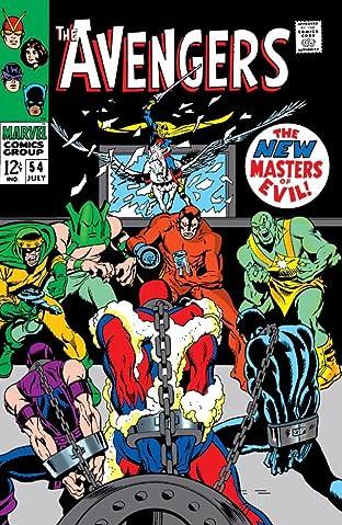 Avengers (1963-1996) No.54