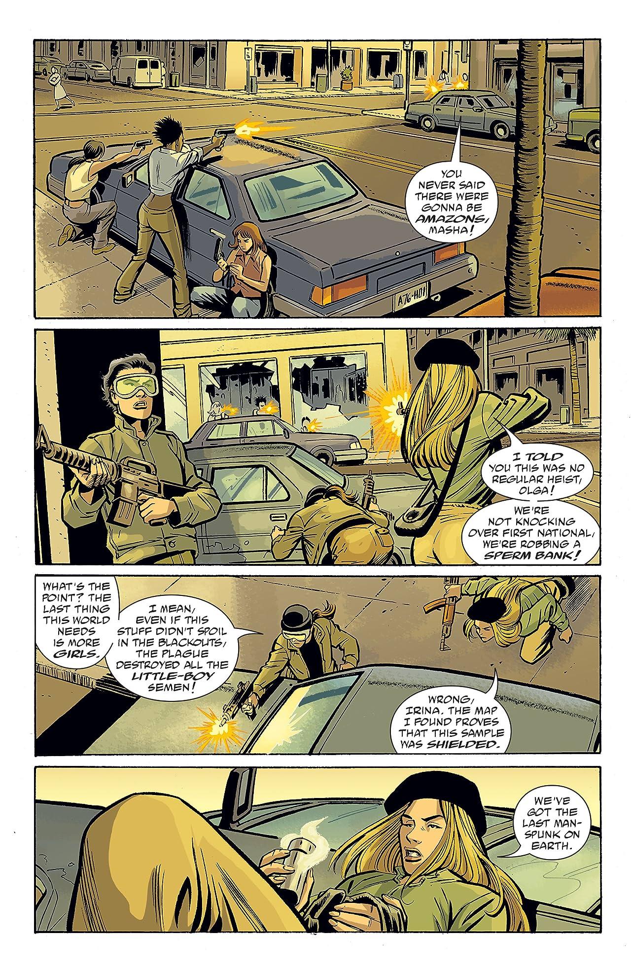 Y: The Last Man #54