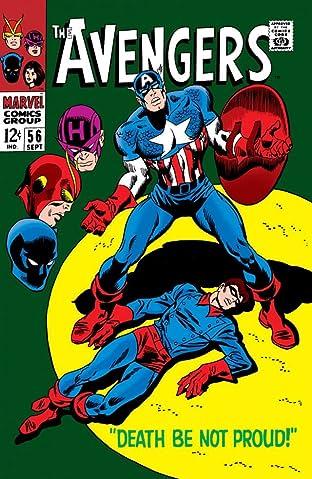 Avengers (1963-1996) No.56