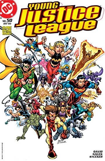 Young Justice (1998-2003) #50