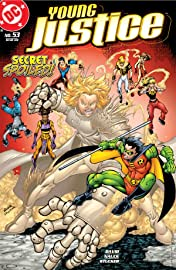 Young Justice (1998-2003) #53