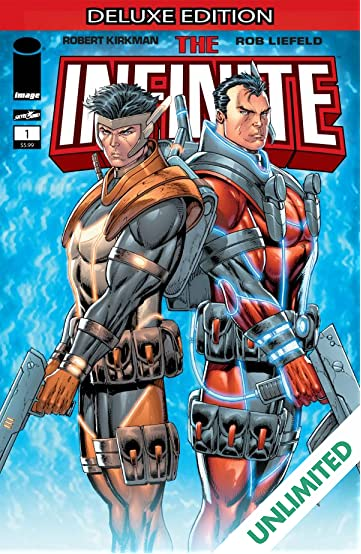 The Infinite #1: Deluxe Edition