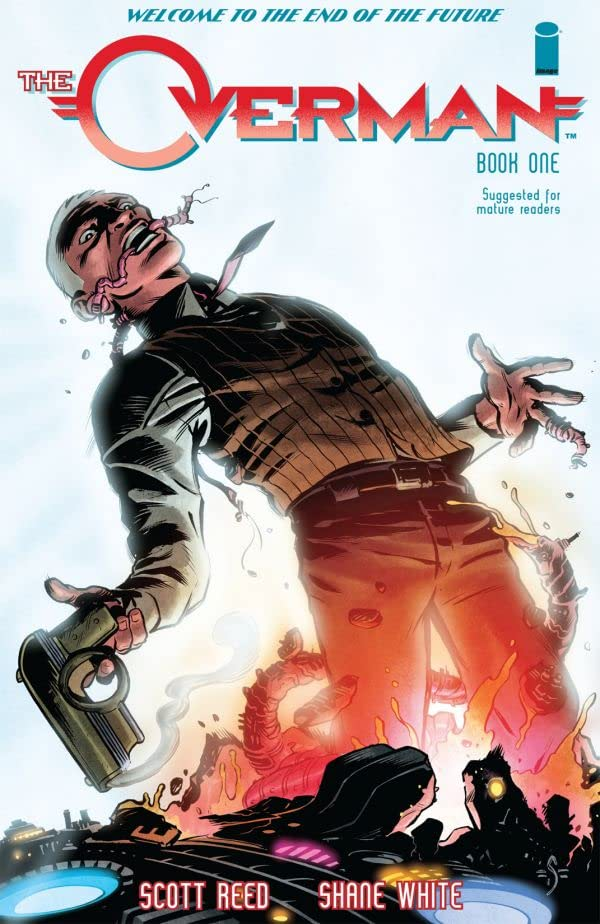 The Overman #1 (of 5)