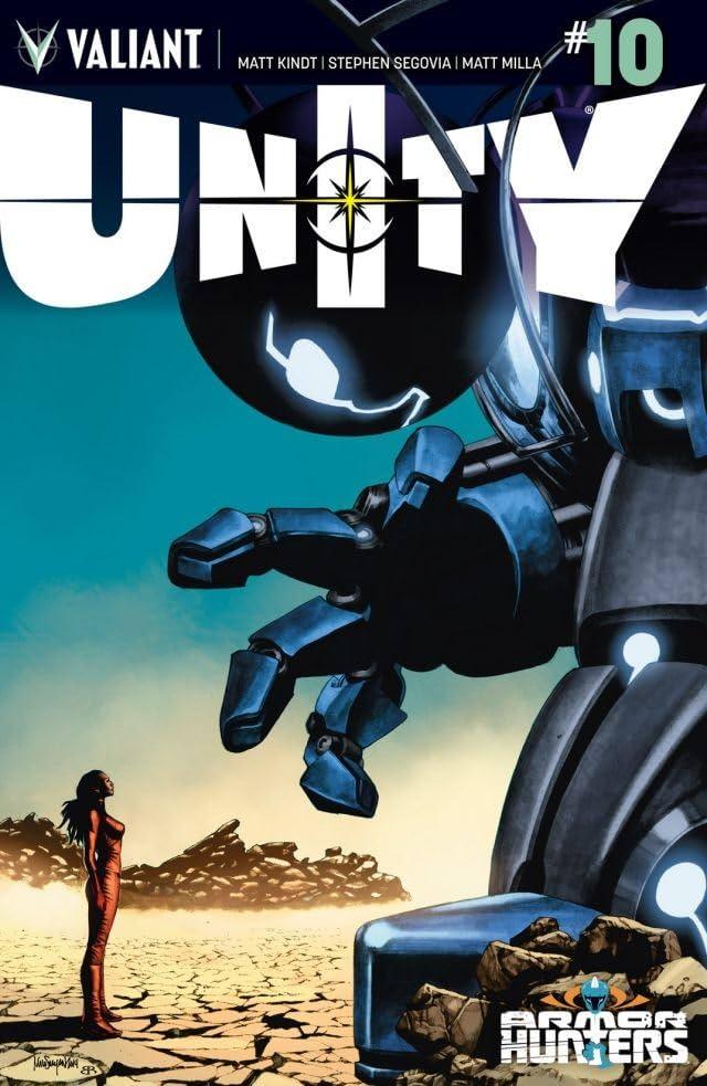 UNITY (2013- ) #10: Digital Exclusives Edition