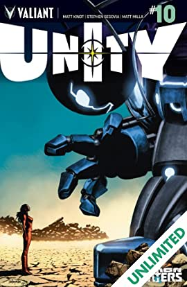 UNITY (2013- ) #10: Digital Exclusives Edition